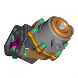 Запчасть к дизельному двигателю Lombardini 12 LD 477-2