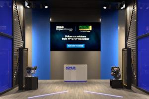 Смотреть выставка онлайн - виртуальный стенд Kohler