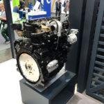 Дизельный двигатель с системой ECR