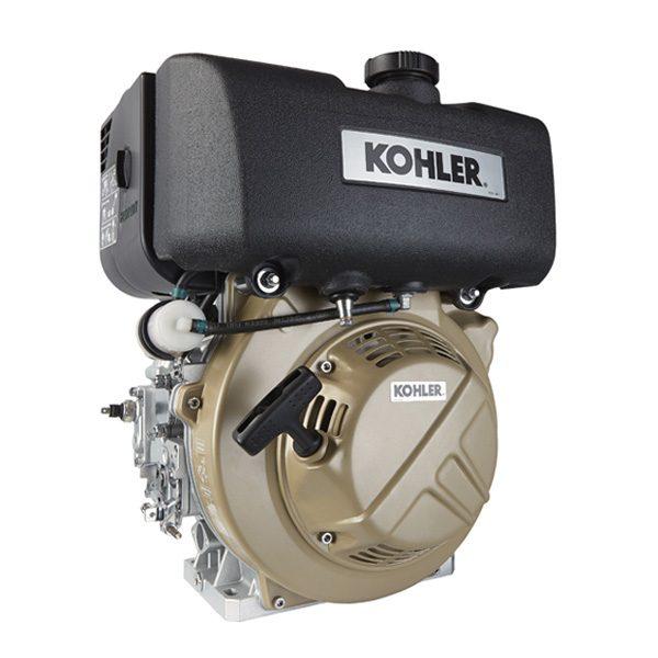 KD15 440 Diesel engine Kohler and Lombardini