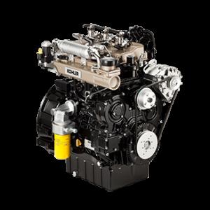 KDI 1903 TCR Diesel engine Kohler and Lombardini