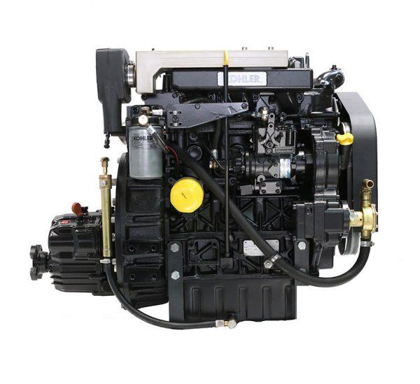 Главный двигатель судна, стационарный лодочный мотор Lombardini KDI 1903M-MP