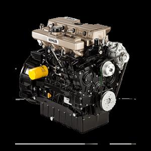 KDI 2504 M Diesel engine Kohler and Lombardini