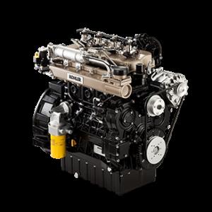 KDI 2504 TCR Diesel engine Kohler and Lombardini