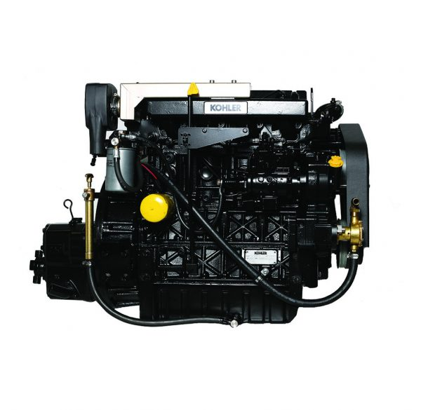 Главный двигатель судна, стационарный лодочный мотор KDI 2504M-MP Kohler (Колер)