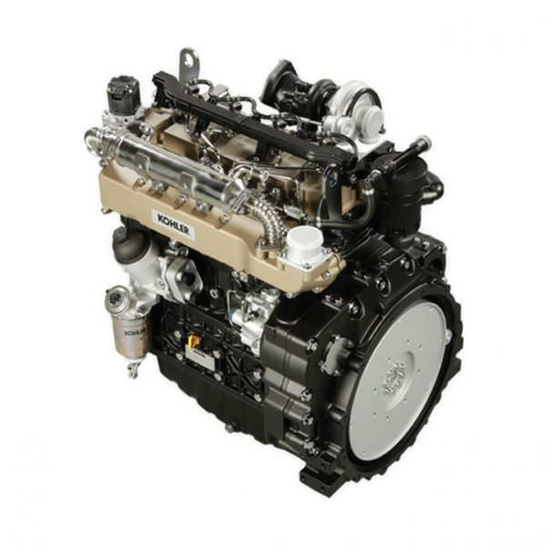 KDI 3404 TCR Diesel engine Kohler and Lombardini