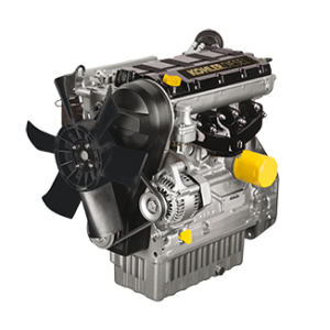 KDW 1404 Diesel engine Kohler and Lombardini