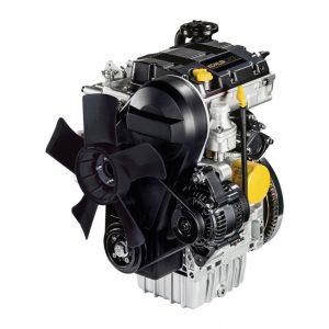 KDW 502 Diesel engine Kohler and Lombardini