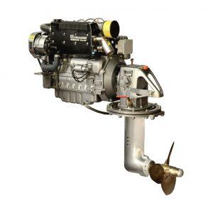 Boat Motor | Marine engine Lombardini LDW 2204 SD