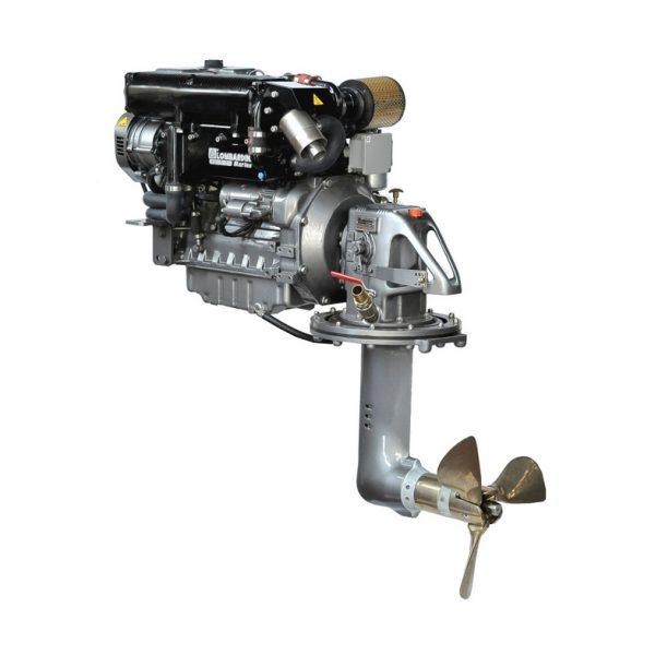 Boat Motor | Marine engine Lombardini LDW 2204 TSD