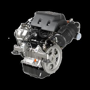 LDW 492 Diesel engine Kohler and Lombardini