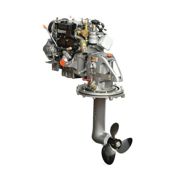Boat Motor   Marine engine Lombardini LDW 502 SD