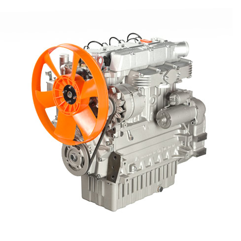 LDW 2204 Diesel engine Lombardini